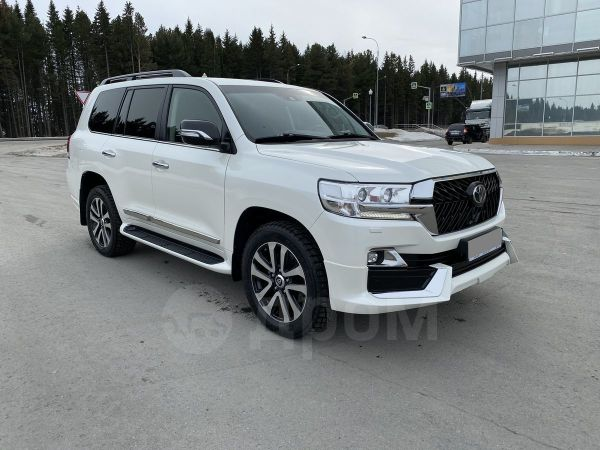 Toyota Land Cruiser, 2015 год, 3 990 000 руб.