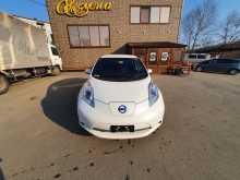 Партизанск Nissan Leaf 2015