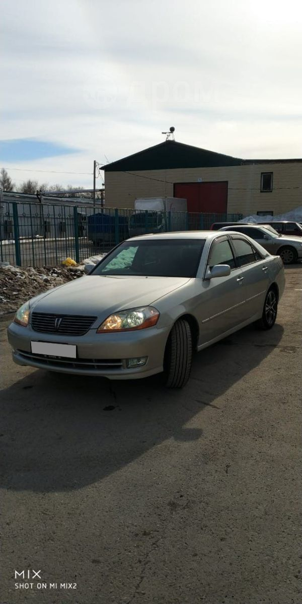 Toyota Mark II, 2003 год, 360 000 руб.
