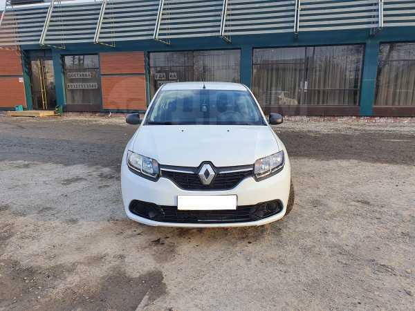 Renault Logan, 2016 год, 435 000 руб.