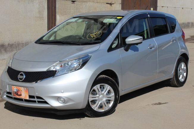 Nissan Note, 2016 год, 569 000 руб.