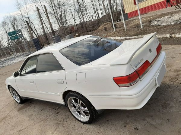 Toyota Mark II, 1998 год, 280 000 руб.