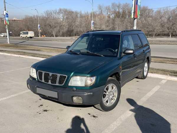 Subaru Forester, 1998 год, 199 000 руб.