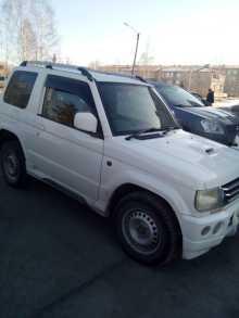 Тобольск Pajero Mini 2003