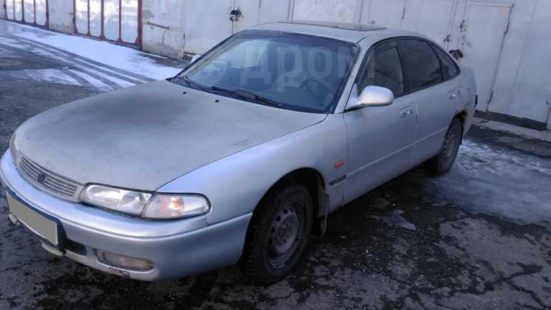 Mazda 626, 1995 год, 100 000 руб.
