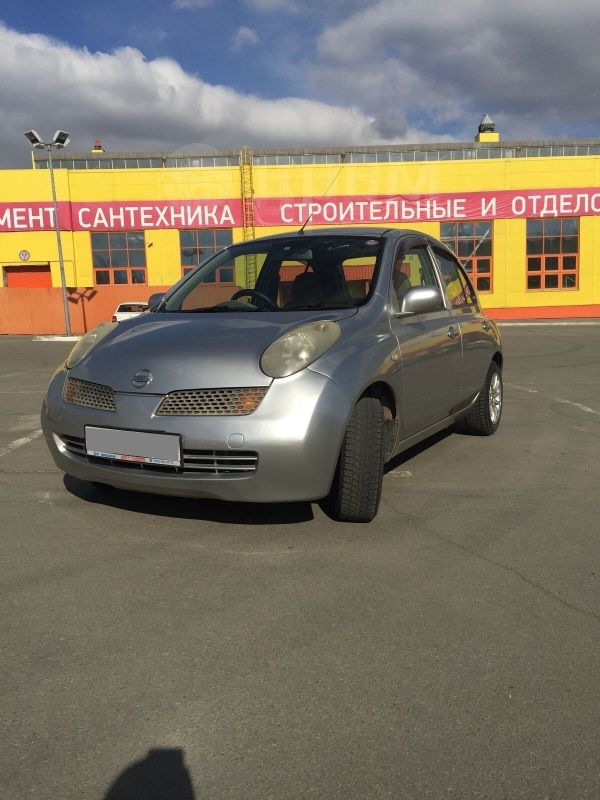 Nissan March, 2004 год, 200 000 руб.
