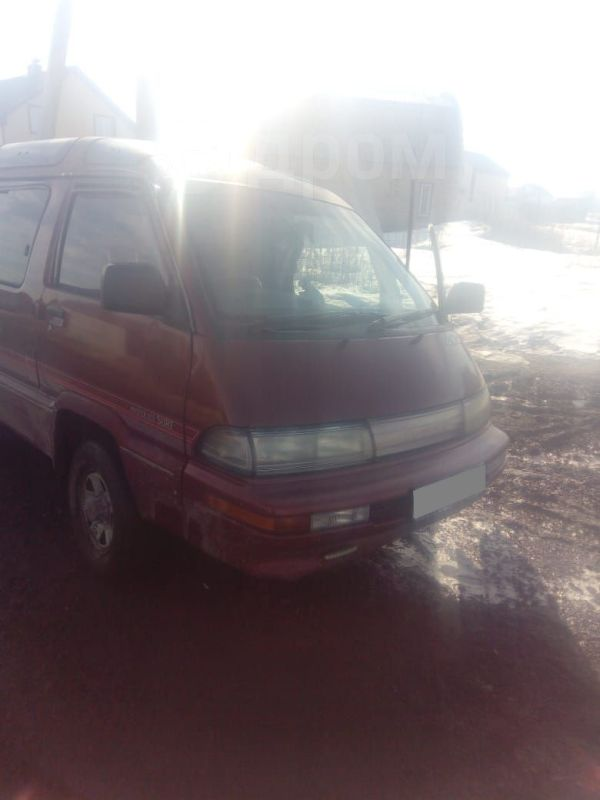 Toyota Master Ace Surf, 1990 год, 175 000 руб.