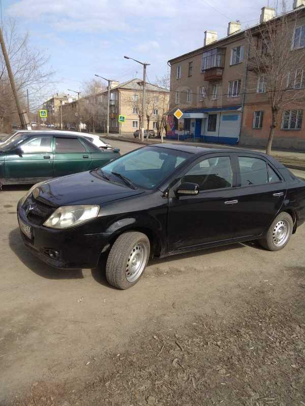 Geely MK, 2013 год, 110 000 руб.
