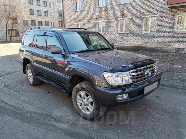 Toyota Land Cruiser, 2004 год, 1 180 000 руб.
