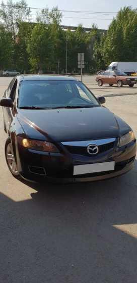 Заринск Mazda Mazda6 2007