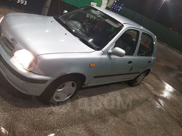 Nissan March, 1997 год, 122 000 руб.