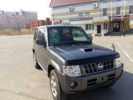 Хабаровск Nissan Kix 2010