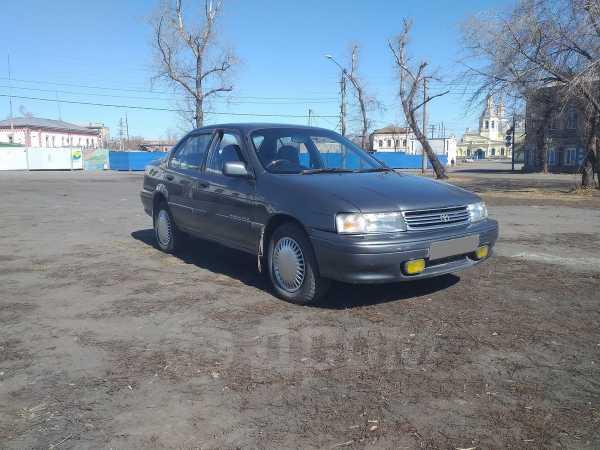 Toyota Tercel, 1992 год, 123 000 руб.