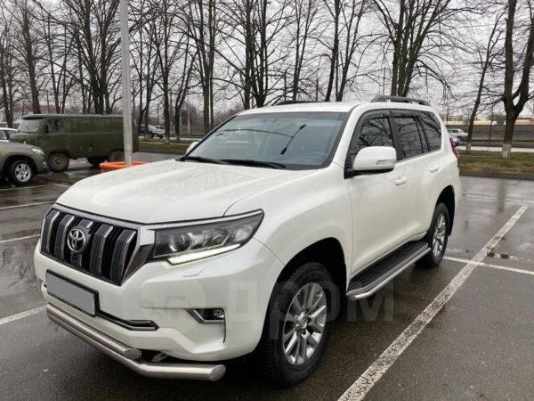 Toyota Land Cruiser Prado, 2018 год, 3 399 000 руб.