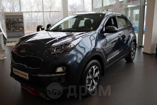 Kia Sportage, 2020 год, 1 770 900 руб.