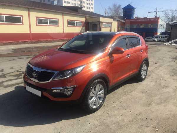Kia Sportage, 2011 год, 855 000 руб.