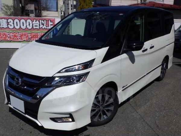 Nissan Serena, 2018 год, 737 000 руб.