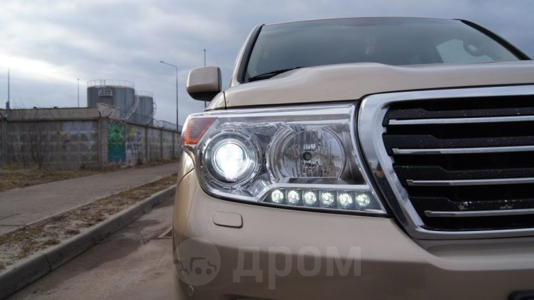 Toyota Land Cruiser, 2009 год, 1 600 000 руб.
