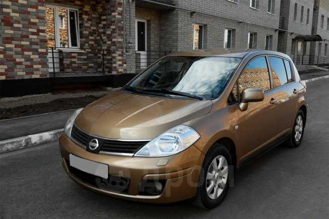 Nissan Tiida, 2007 год, 329 000 руб.
