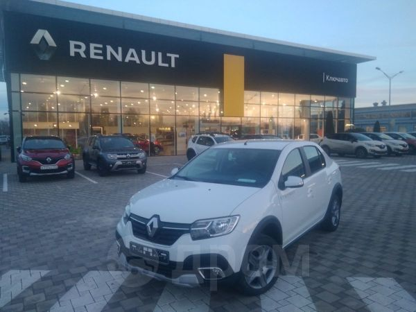Renault Logan Stepway, 2020 год, 680 000 руб.