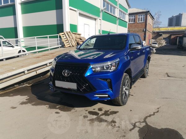 Toyota Hilux Pick Up, 2016 год, 2 070 000 руб.