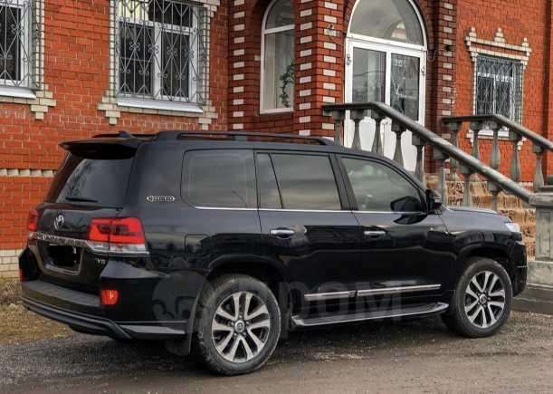 Toyota Land Cruiser, 2018 год, 4 595 000 руб.