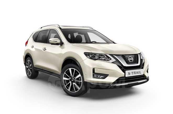 Nissan X-Trail, 2020 год, 2 102 000 руб.
