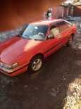 Mazda 626, 1989 год, 75 000 руб.
