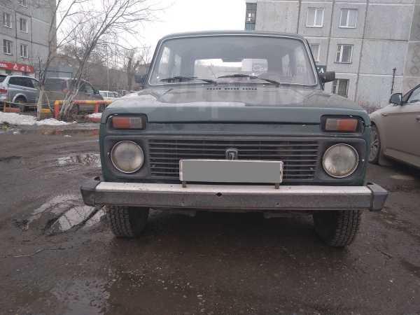 Лада 4x4 2121 Нива, 1998 год, 108 000 руб.