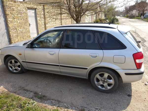 Mazda 323, 2000 год, 140 000 руб.
