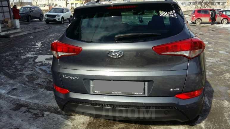 Hyundai Tucson, 2017 год, 1 400 000 руб.