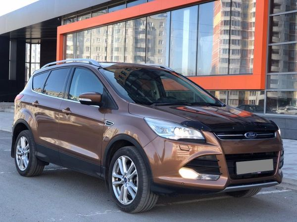 Ford Kuga, 2013 год, 880 000 руб.