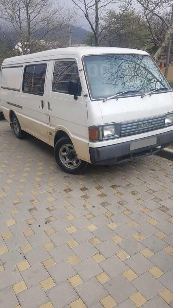Mazda Bongo Brawny, 1990 год, 140 000 руб.