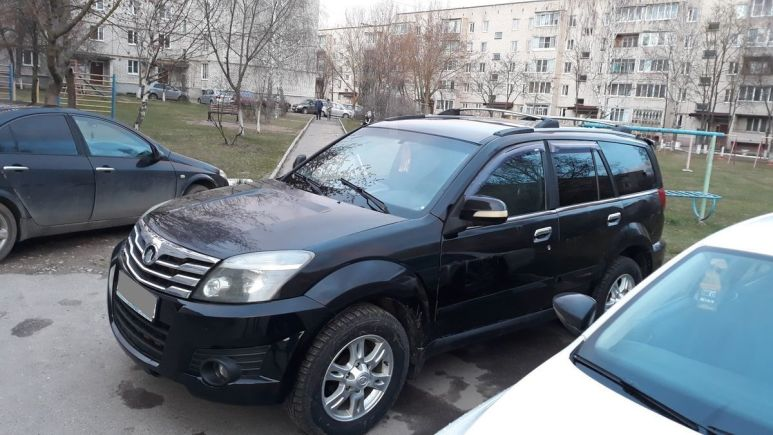 Great Wall Hover H3, 2010 год, 310 000 руб.