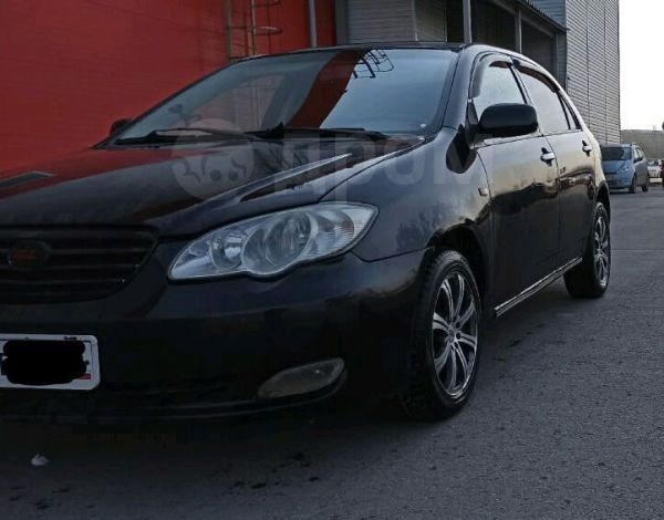 BYD F3, 2008 год, 133 000 руб.