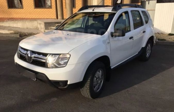 Renault Duster, 2016 год, 630 000 руб.