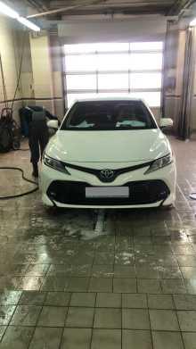 Козьмодемьянск Toyota Camry 2018