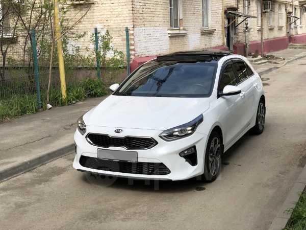 Kia Ceed, 2018 год, 1 250 000 руб.