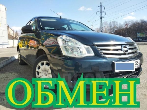 Nissan Almera, 2014 год, 357 000 руб.