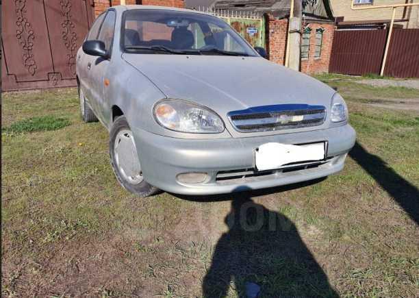Chevrolet Lanos, 2009 год, 177 000 руб.