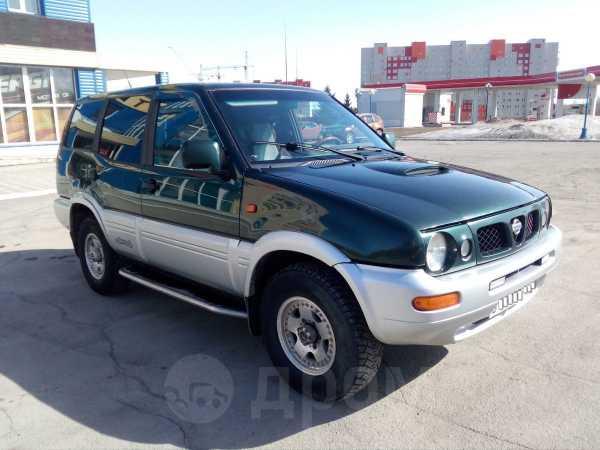 Nissan Terrano II, 1998 год, 368 000 руб.