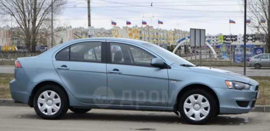 Mitsubishi Lancer, 2010 год, 359 000 руб.