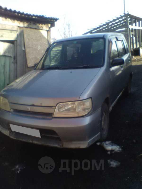 Nissan Cube, 2000 год, 85 000 руб.