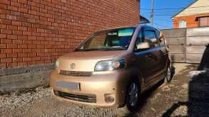 Иркутск Toyota Porte 2008