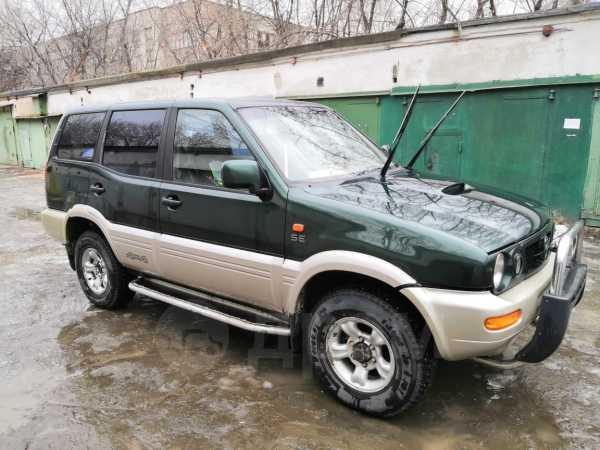 Nissan Terrano II, 1997 год, 280 000 руб.
