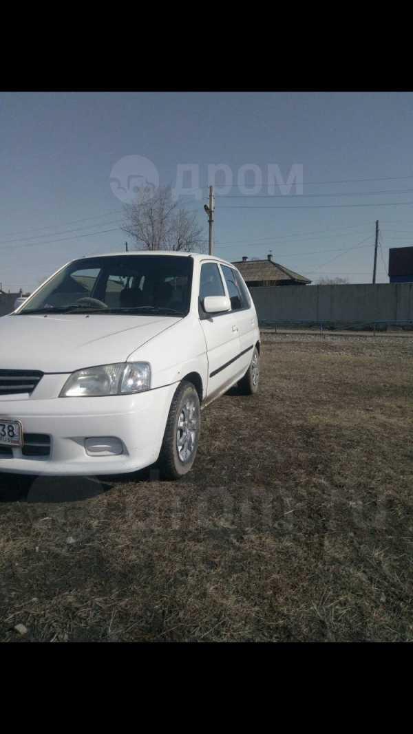 Mazda Demio, 2001 год, 195 000 руб.