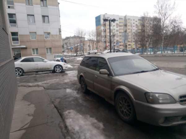 Subaru Legacy, 1999 год, 260 000 руб.