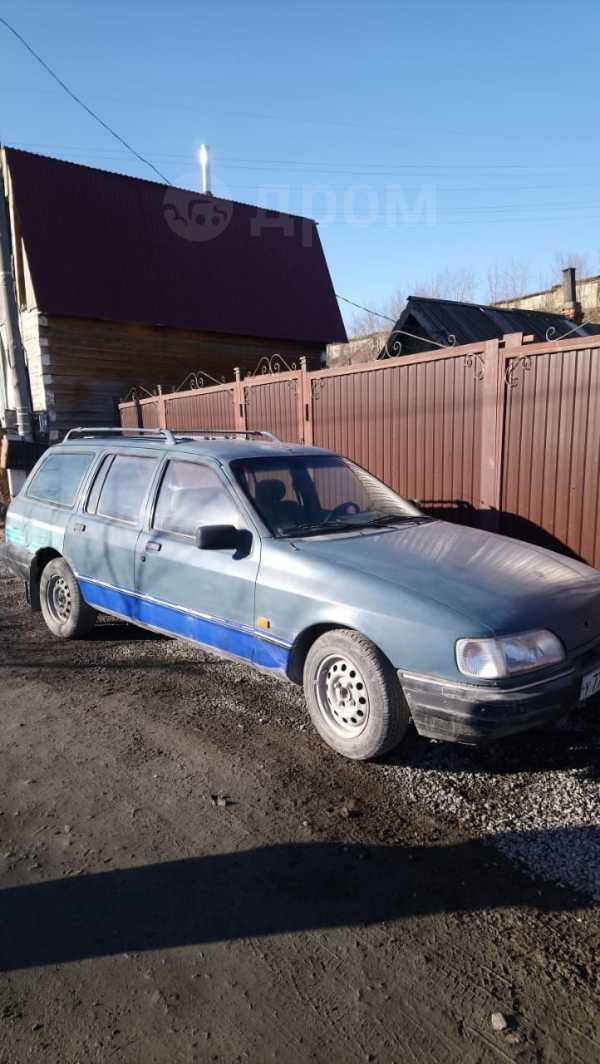 Ford Sierra, 1988 год, 57 000 руб.