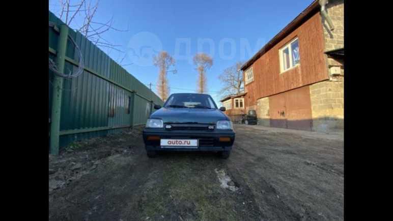 Daewoo Tico, 1996 год, 60 000 руб.