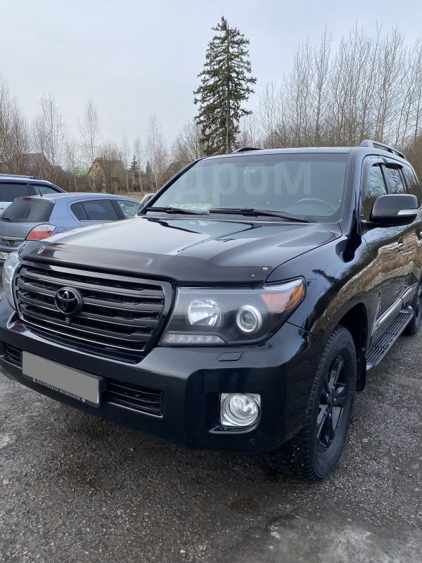 Toyota Land Cruiser, 2014 год, 2 850 000 руб.